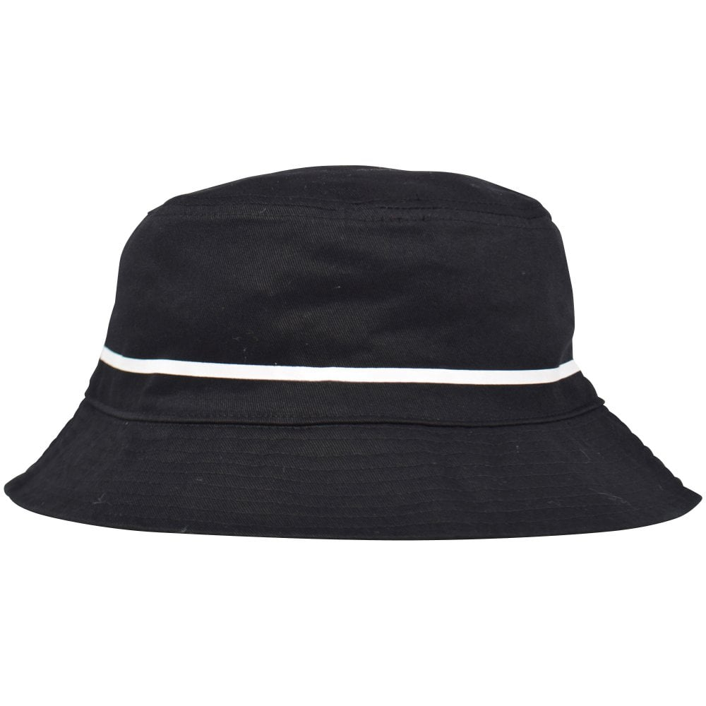 5d834828 KAPPA Black/White Authentic Bucket Hat - Department from ...