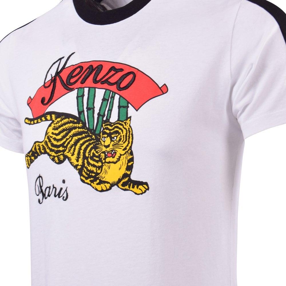 29de5f0541 Bamboo Tiger T-Shirt