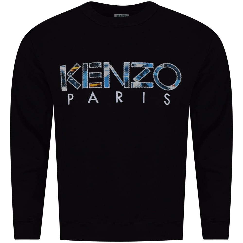 Black Kenzo Jumper