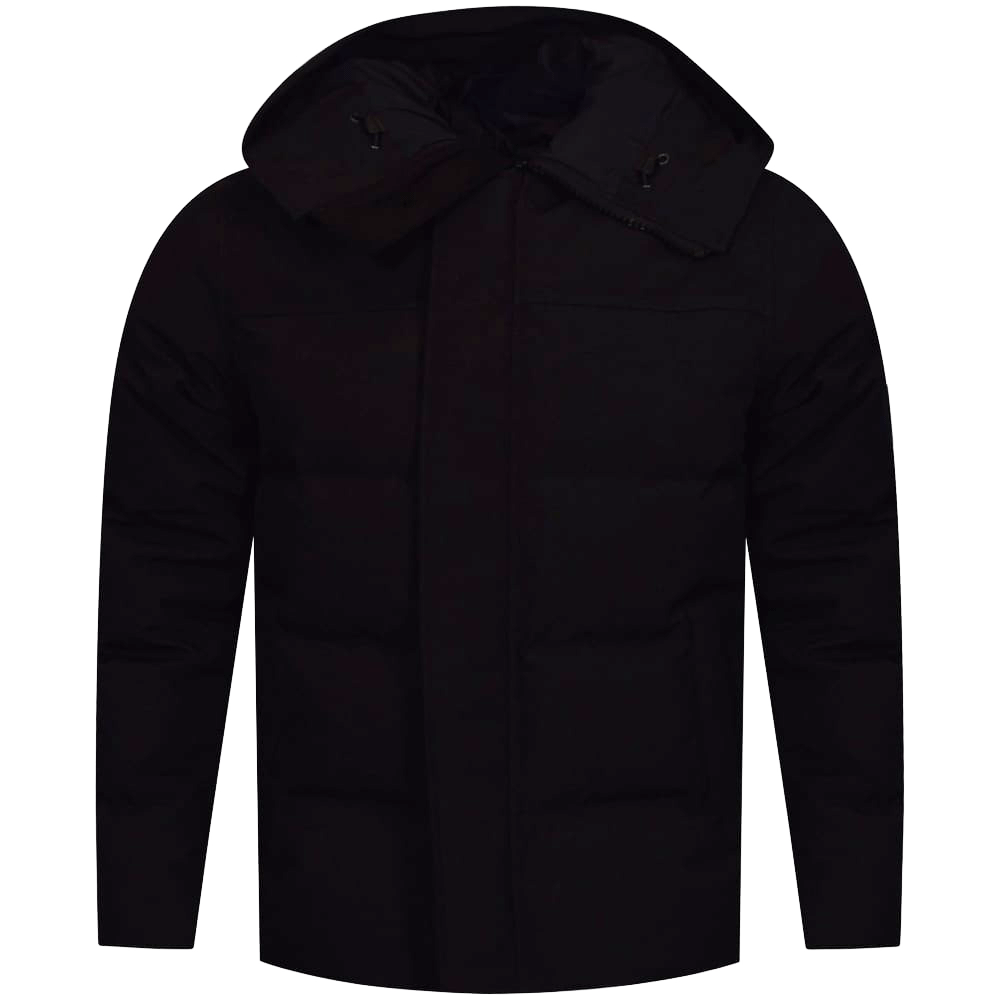893509d3 KENZO Kenzo Black Quilted Puffer Jacket