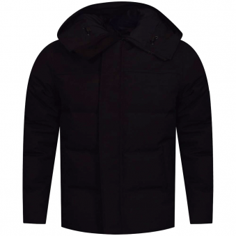 Kenzo Black Quilted Puffer Jacket