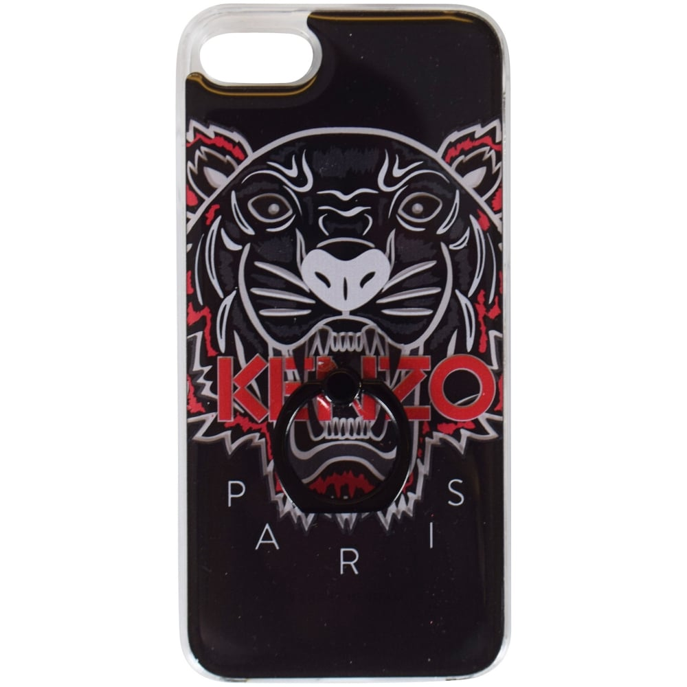 KENZO Kenzo Black Red Tiger Iphone 7 Case - Men from Brother2Brother UK 1d49e67f4
