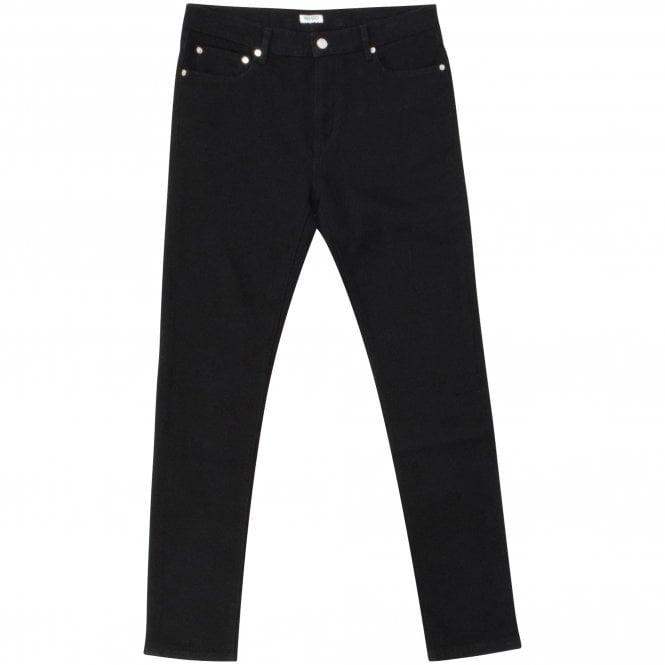 KENZO Black Skinny Jeans Front
