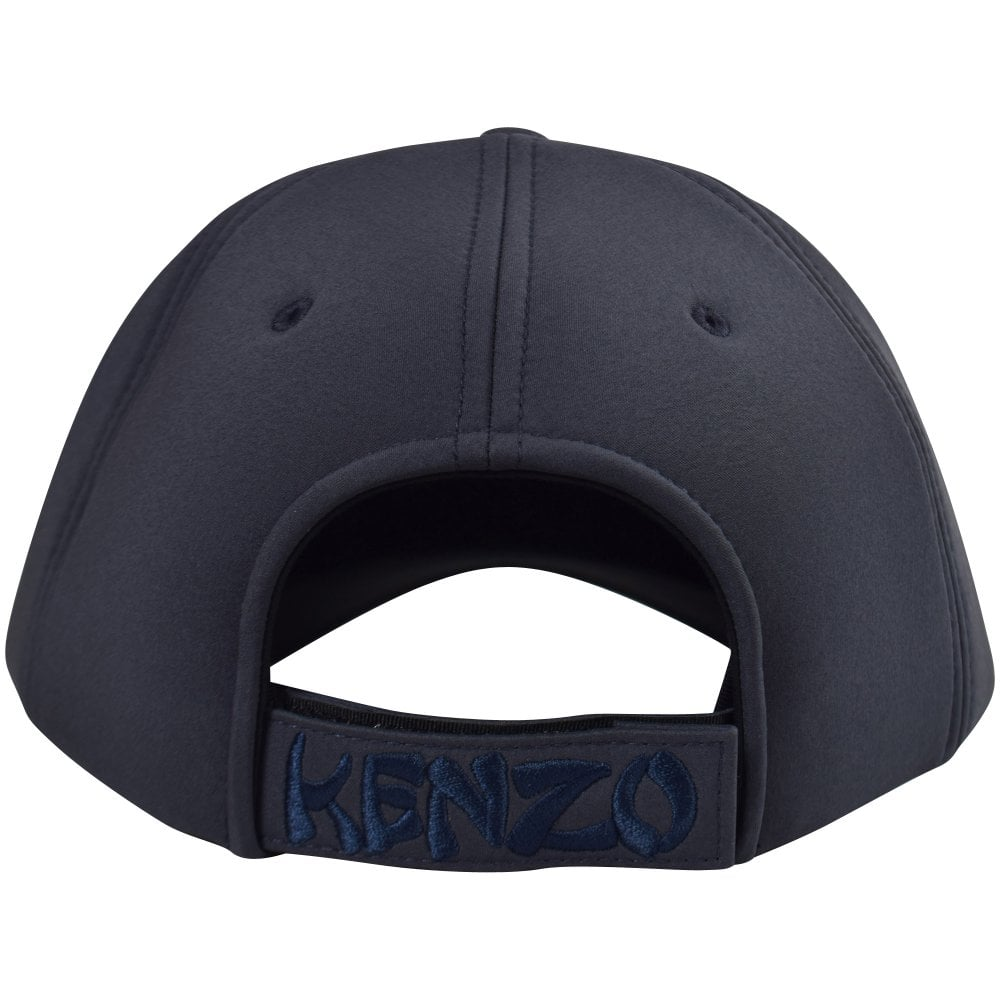 52129e193a4a1 KENZO Dark Grey Dragon Tiger Cap - Men from Brother2Brother UK