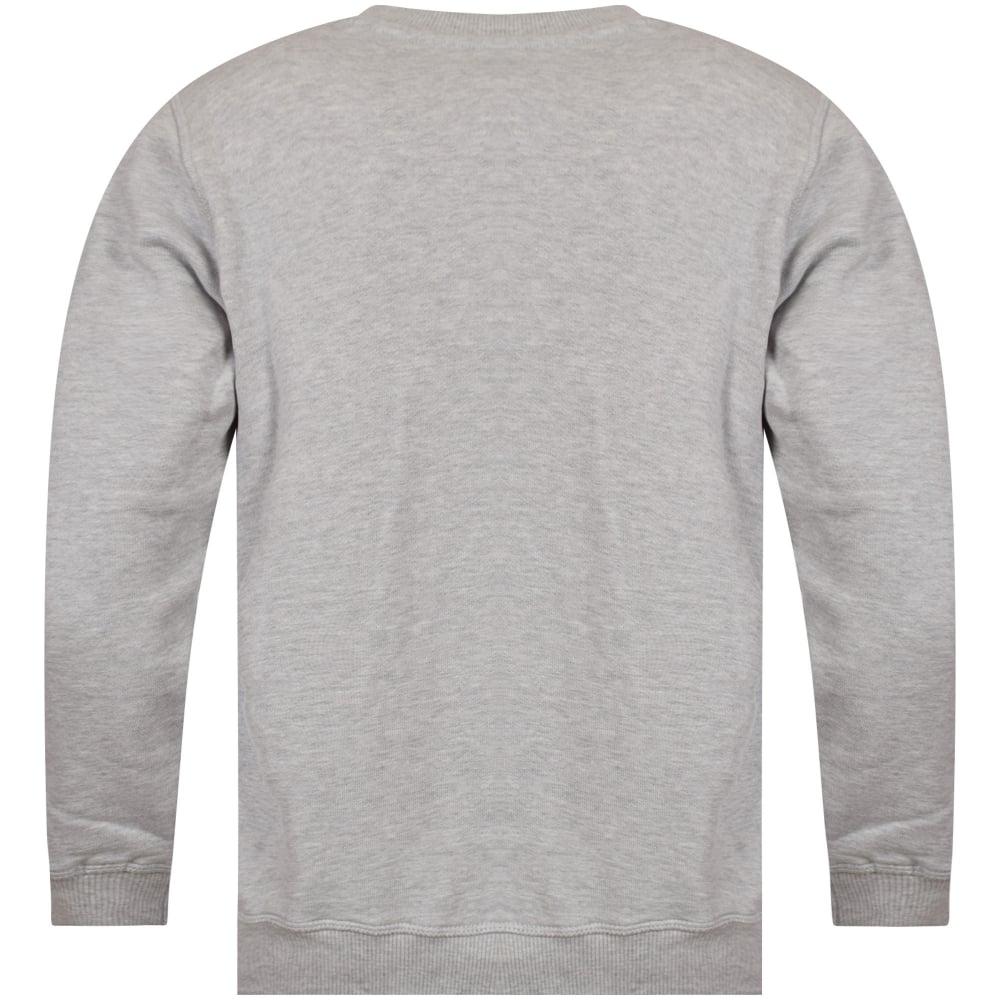 e1d3e8f5 KENZO JUNIOR Kenzo Junior Light Grey Tiger Logo Sweatshirt - Junior ...
