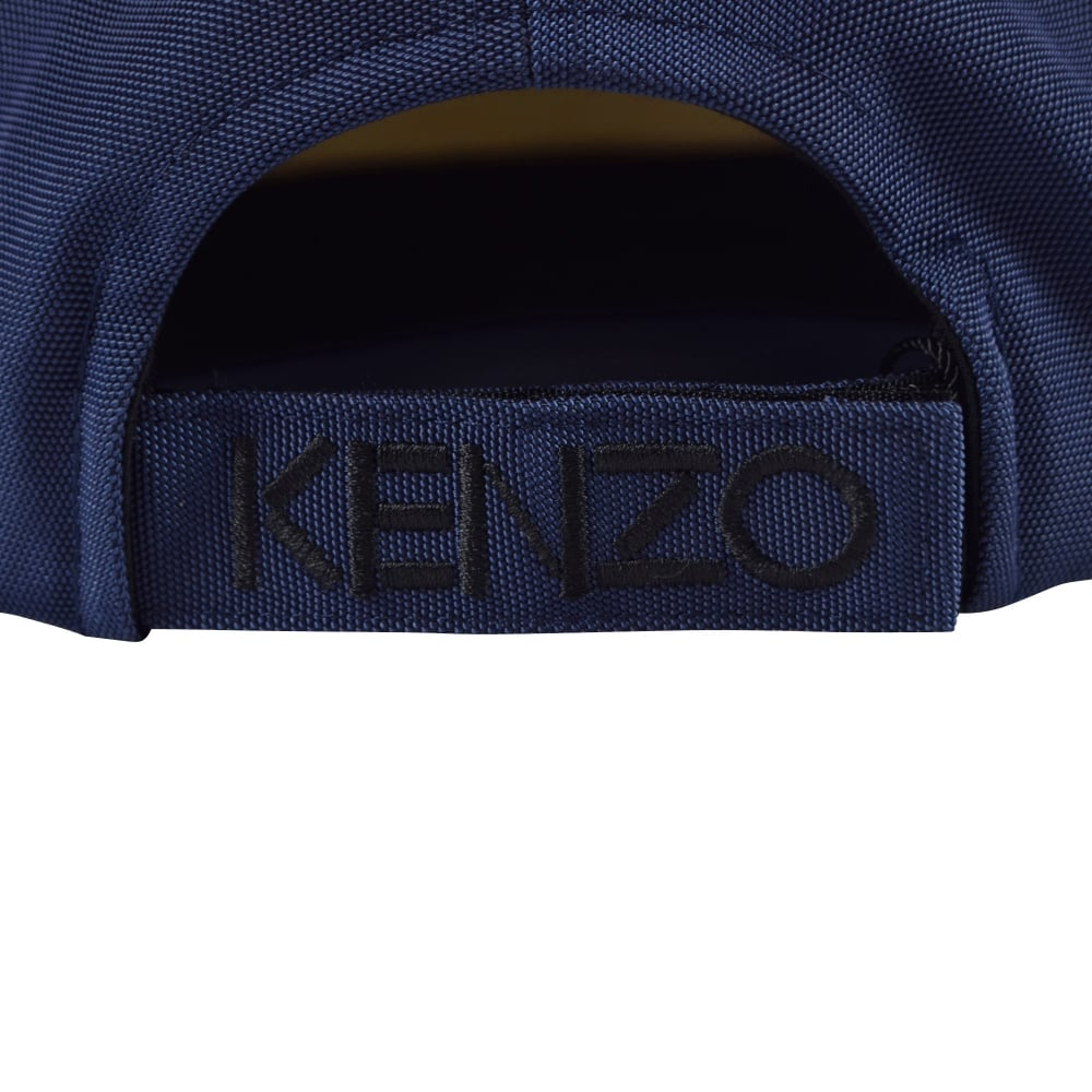 6bb130ab2b7 KENZO Kenzo Navy Blue Tiger Logo Cap - Men from Brother2Brother UK