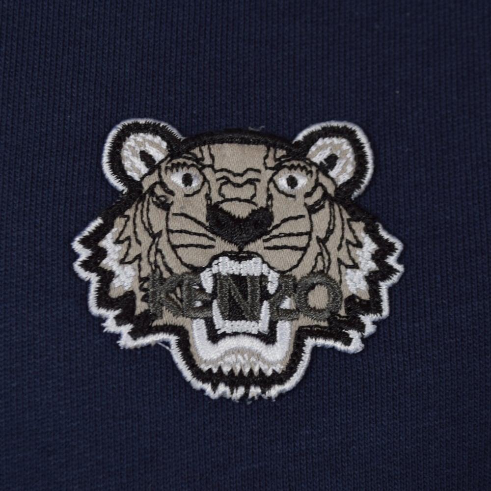 0d53895d KENZO Kenzo Navy Tiger Crest Sweatshirt - Department from ...