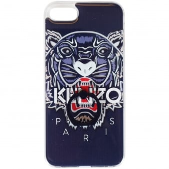 Kenzo Navy/White Tiger Iphone 7 Case