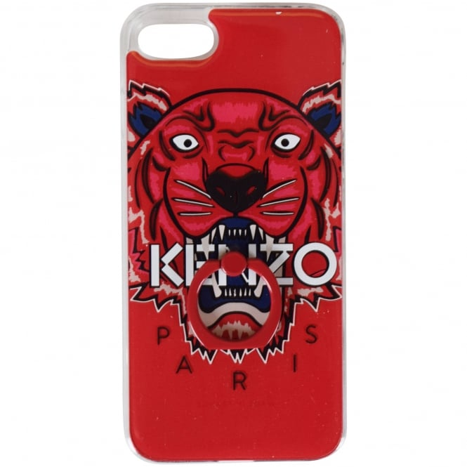 KENZO Red/Black Tiger Iphone 7 Case