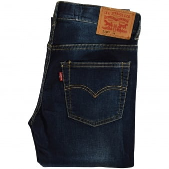 Levis Boys 510 Mid Stone Wash Jeans