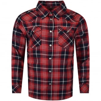 Levis Junior Red Chili Pepper Shirt