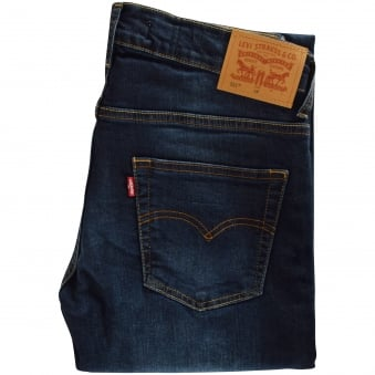 Levis Kids 511 Mid-Wash Jeans