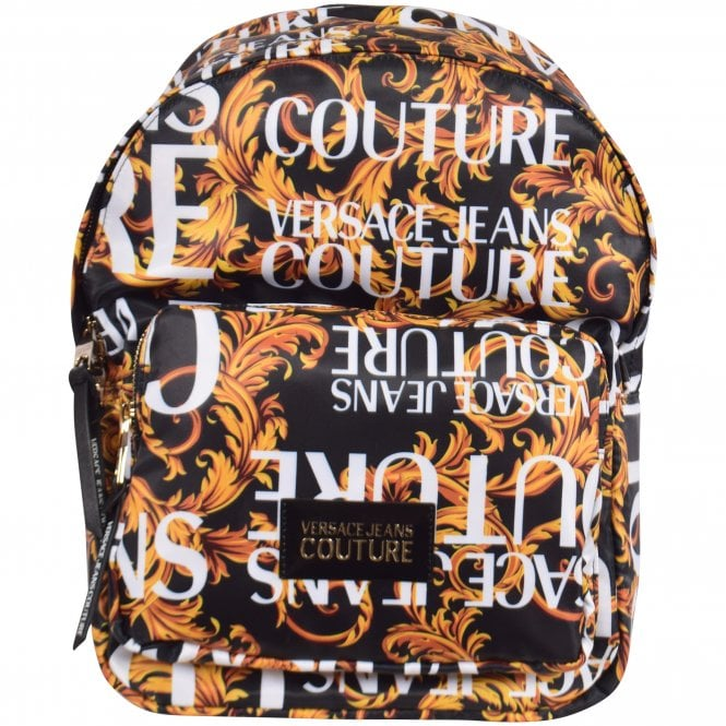 71006ed0d6 VERSACE JEANS COUTURE Linea Heritage Print Backpack - Department ...