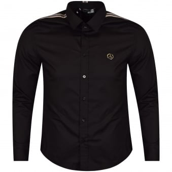 Love Moschino Black Long Sleeved Shirt