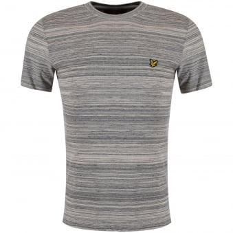 Lyle & Scott Basic Mid Grey T-Shirt