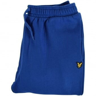 Lyle & Scott Junior Blue Logo Joggers