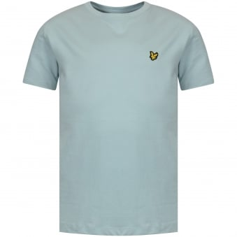 Lyle & Scott Junior Blue Logo T-Shirt