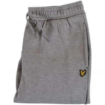 Lyle & Scott Junior Grey Logo Joggers