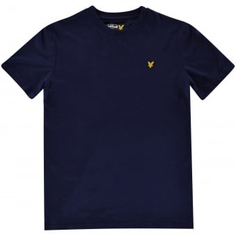 Lyle & Scott Boys Navy T-Shirt