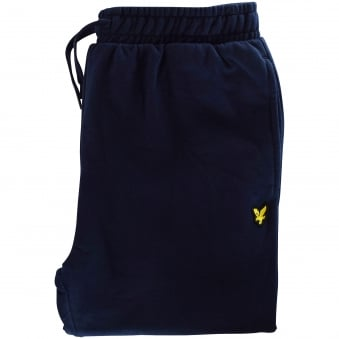 Lyle & Scott Kids Navy Cuffed Joggers