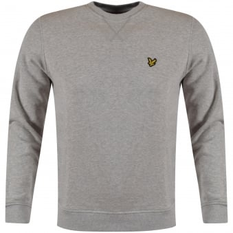 Lyle & Scott Light Grey Sweatshirt