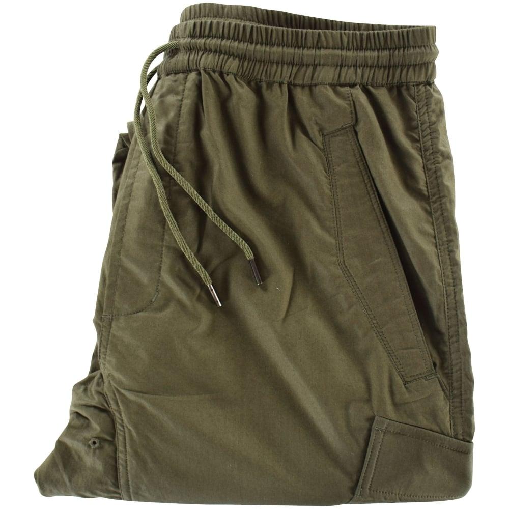 39c682de70 MAHARISHI Maharishi Olive Cargo Pants - Men from Brother2Brother UK