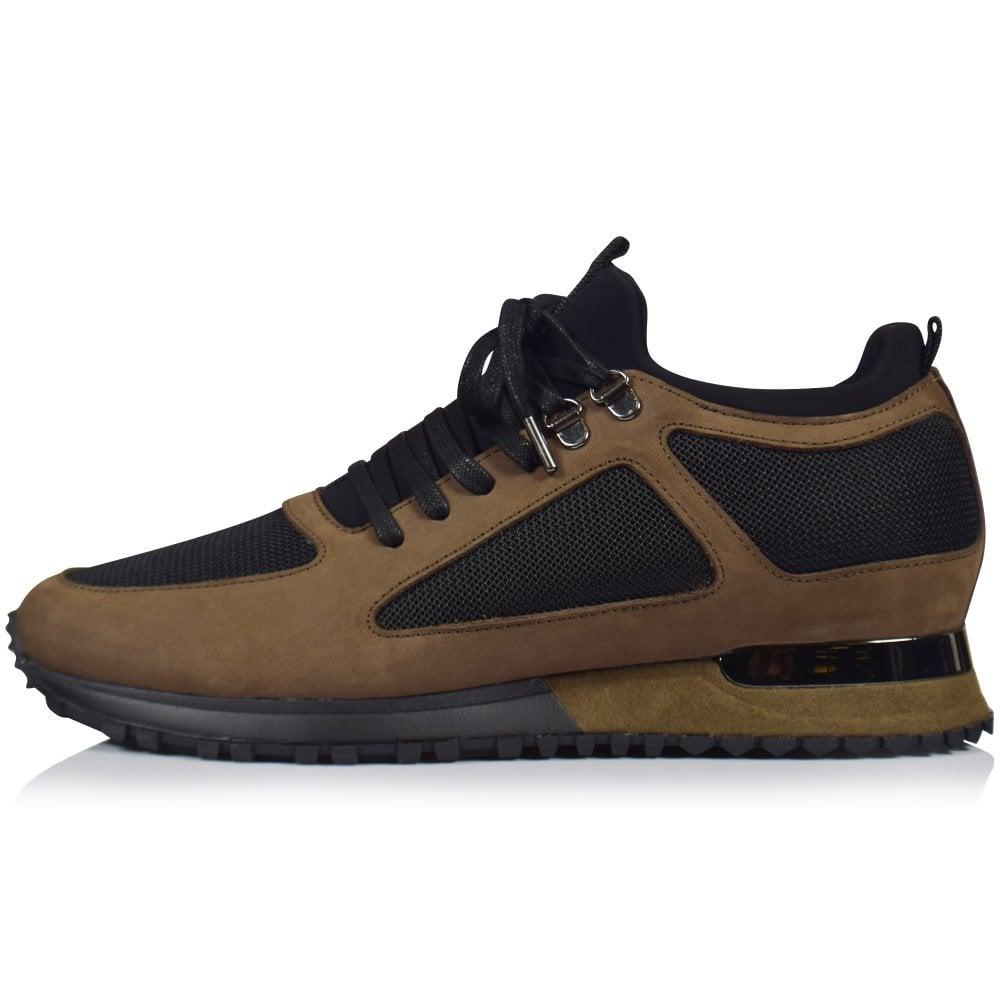 MALLET FOOTWEAR Mallet Black/Khaki BTLR