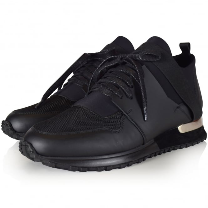 MALLET FOOTWEAR BTLR Midnight Elast Trainers