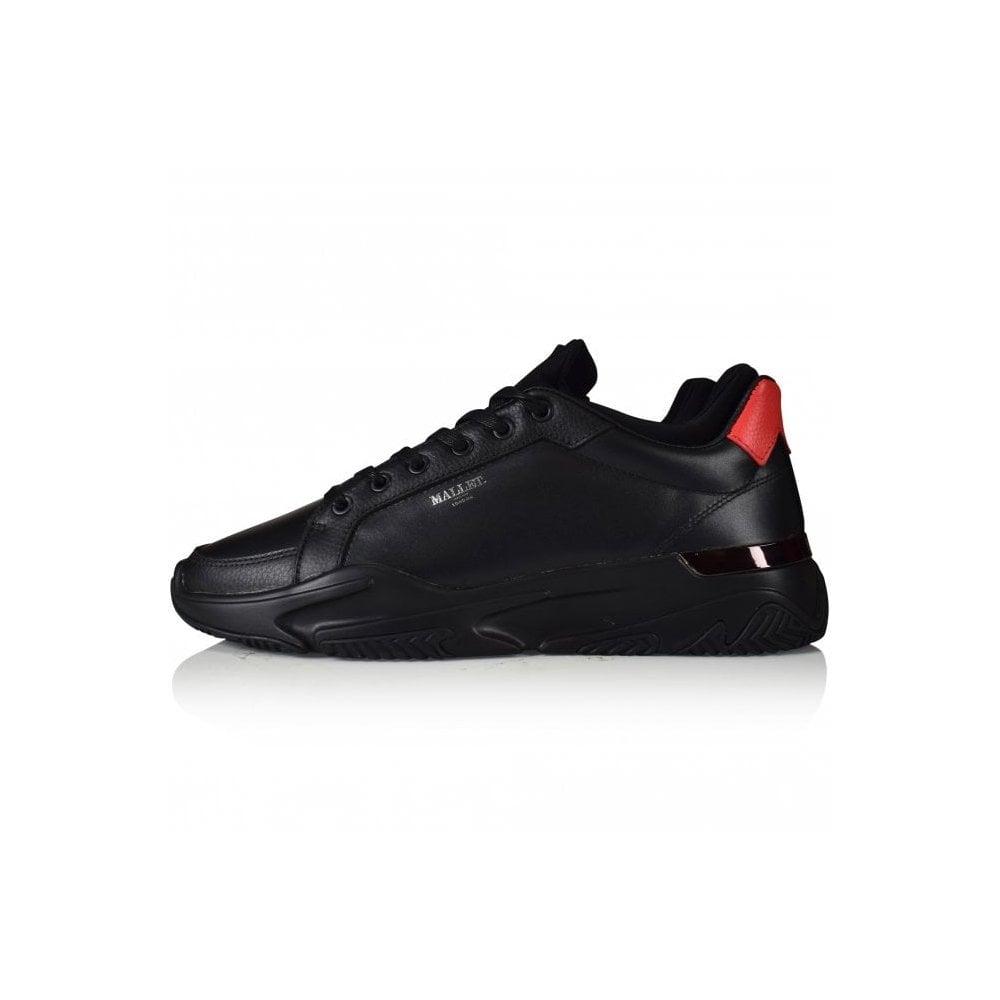 MALLET FOOTWEAR Kingsland Black Red