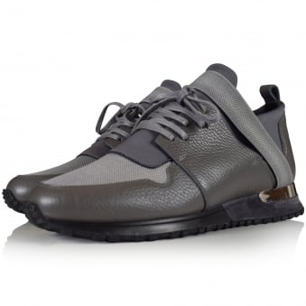 Mallet Charcoal Elast Trainers
