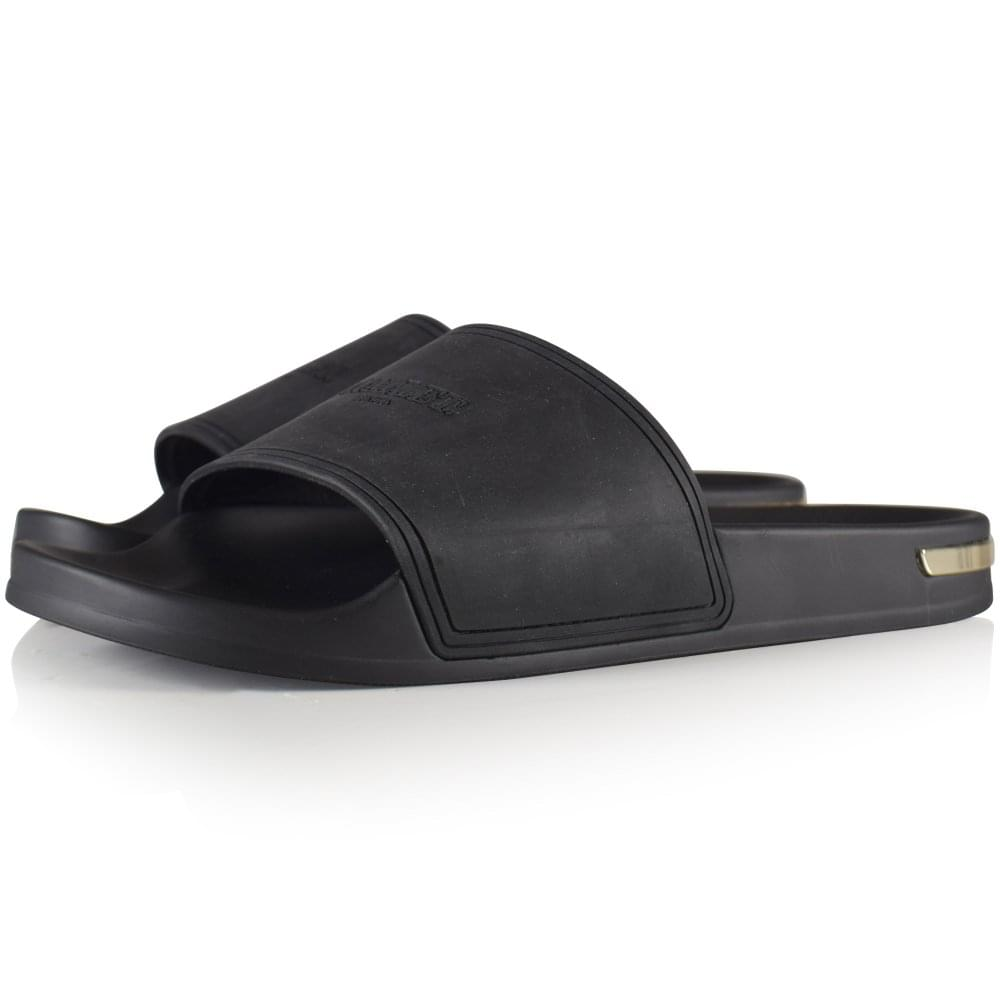 03cd404ae MALLET FOOTWEAR Mallet Sliders Black - Men from Brother2Brother UK