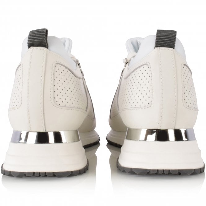 MALLET FOOTWEAR White Diver 2.0 Trainers Reverse