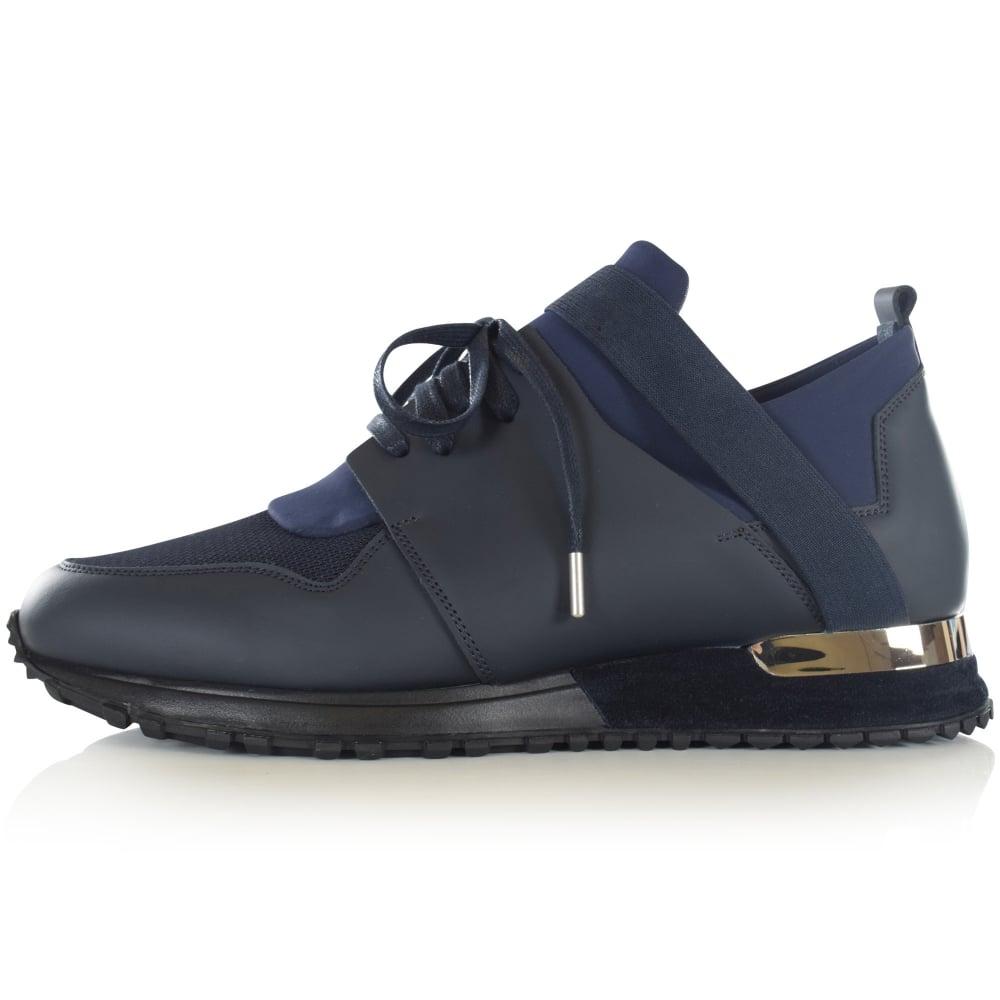 MALLET FOOTWEAR Mallet Navy Elast