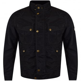 Matchless Black Paddington Blouson Jacket