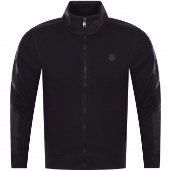 Michael Kors Black Zip Through Jacket