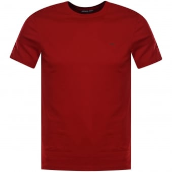 Michael Kors Crimson Red T-Shirt