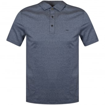 Michael Kors Midnight Blue Polo Shirt