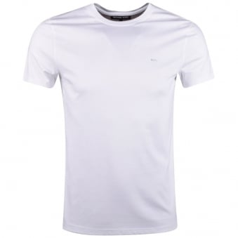 Michael Kors White Logo T-Shirt