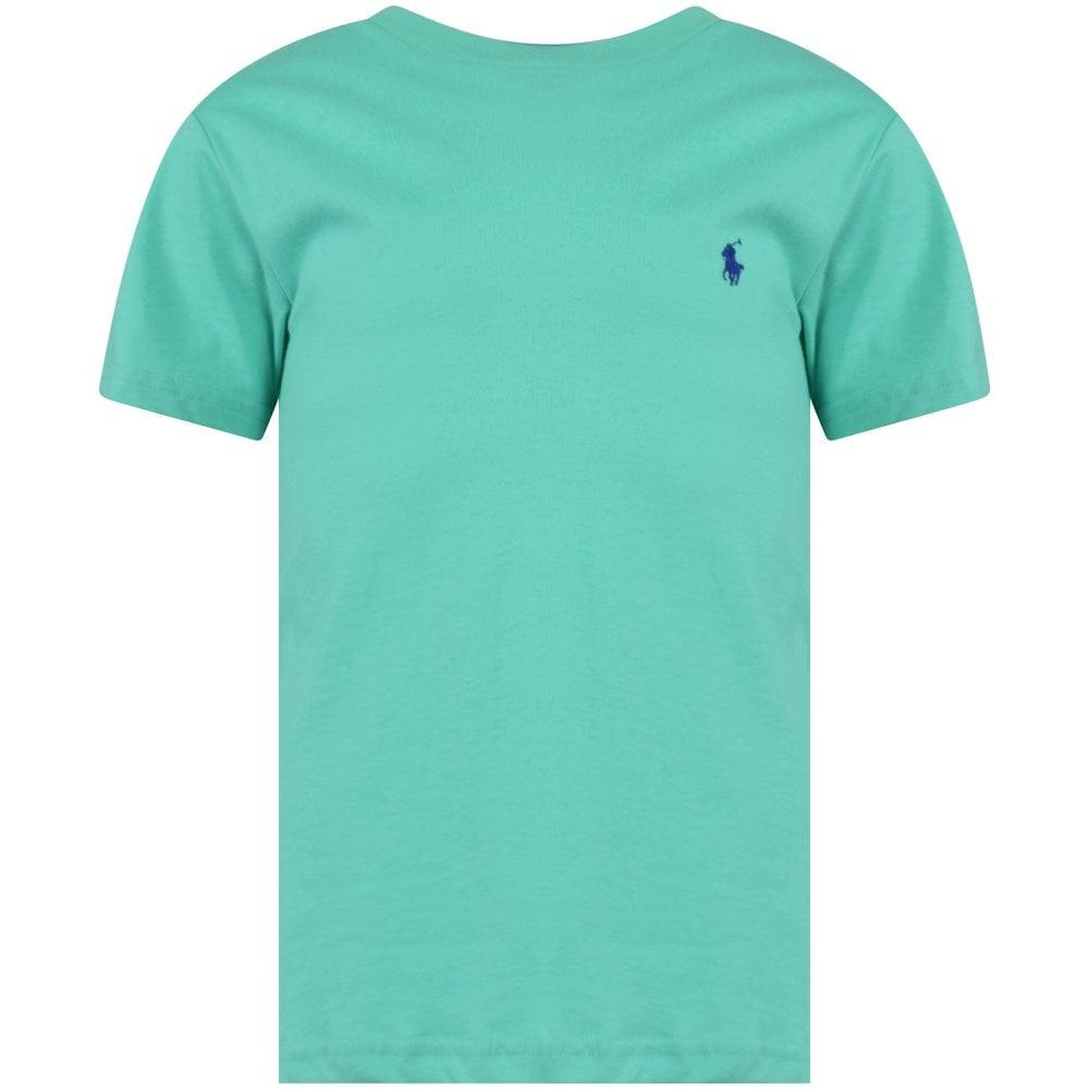 Shopping Polo T Shirt Logo