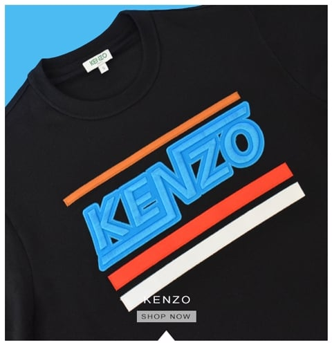 Just Landed | Kenzo