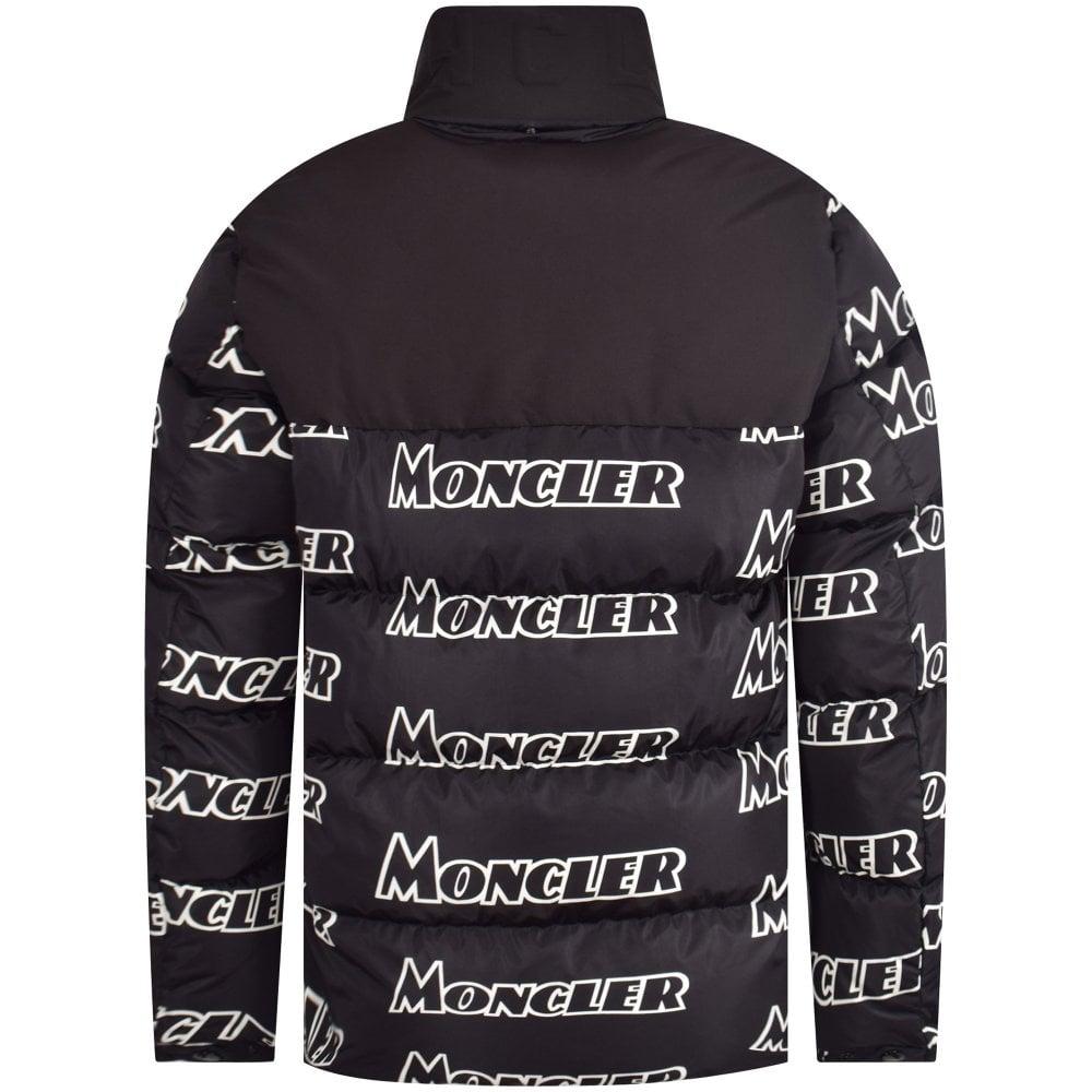 5acf2f9ef Faiveley Logo Print Jacket