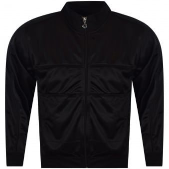 Black Full Tracksuit