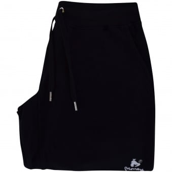 Money Clothing Black Small Logo Joggers