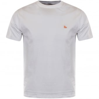Money Clothing White/Orange Zamac T-Shirt