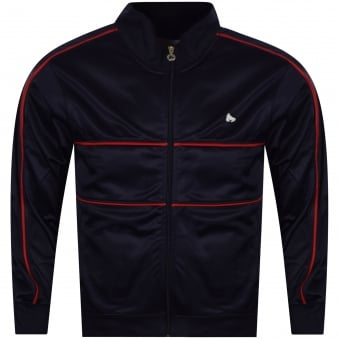 Navy/Red Full Tracksuit