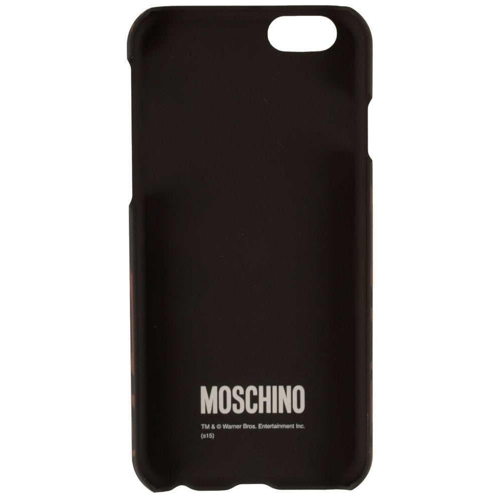 100% authentic 2f94a a74cb MOSCHINO Moschino All Over Print Tweety Pie iPhone 6 Case
