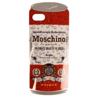 Moschino Beer Can iPhone 5/5s Case