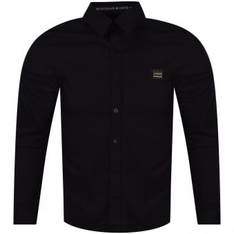 Moschino Jeans Love Moschino Black Button Down Shirt