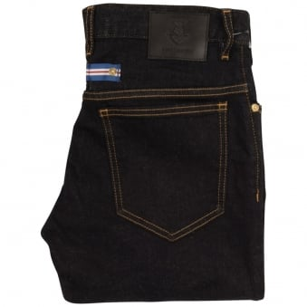 Love Moschino Dark Wash Slim Fit Jeans