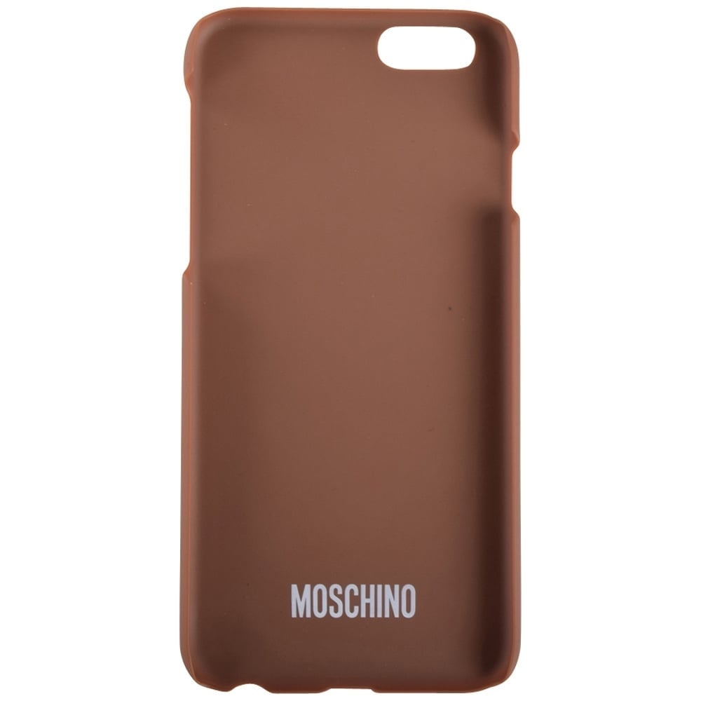 moschino jeans moschino beige teddy bear credit card iphone 6 6s case moschino jeans from. Black Bedroom Furniture Sets. Home Design Ideas